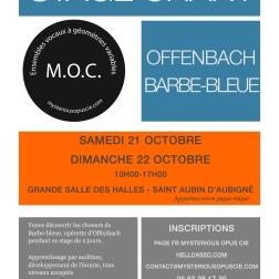 Barbe-Bleue Offenbach