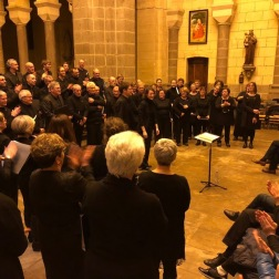 Applaudissements Requiem Fauré Saint Aubin du Cormier