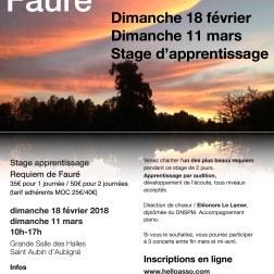 Requiem de Fauré