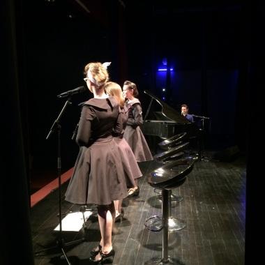 Clémence Mülhlhäuser, Eléonore Le Lamer, Line Rouet, Cécilia Mélon