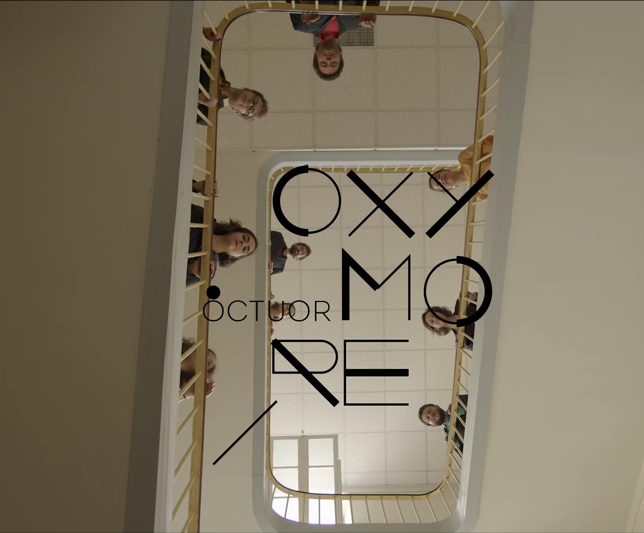 Octuor Oxymore Rawr Prod Escalier